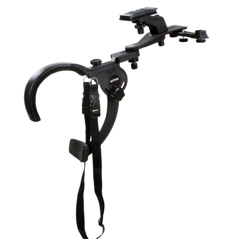Dorr Pro Shoulder Mount with Quick Release Plate