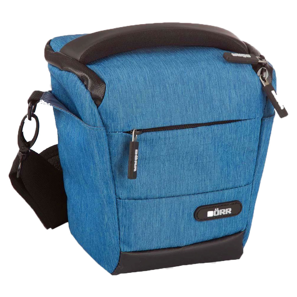 Dorr Motion Camera Holster Bag - XS Blue