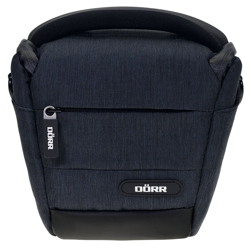 Dorr Motion Camera Holster Bag - Medium Black