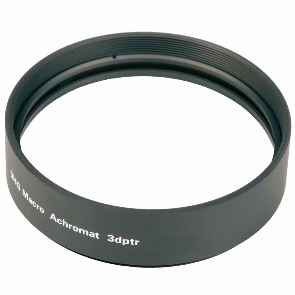 Dorr 58/62/67mm DHG Achromatic +5 Close-Up Lens