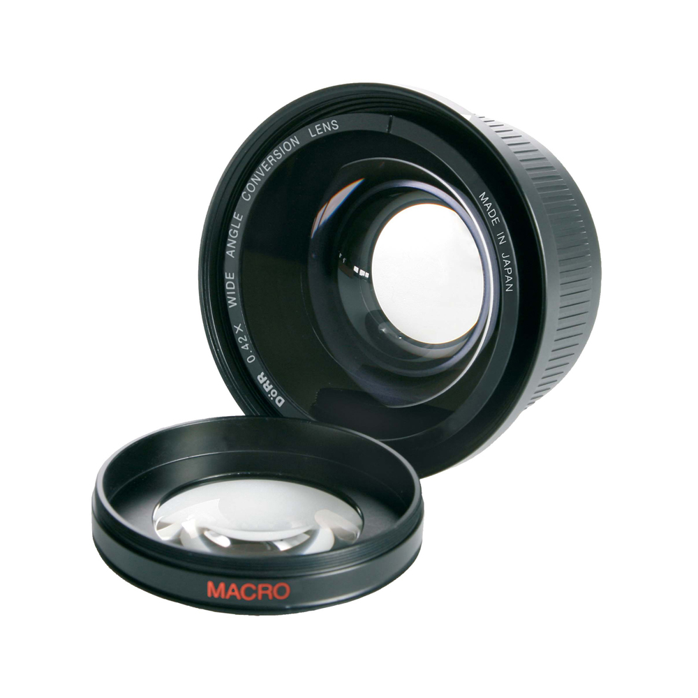 Dorr Series VII 0.42x Macro Super Wide Angle Conversion Lens