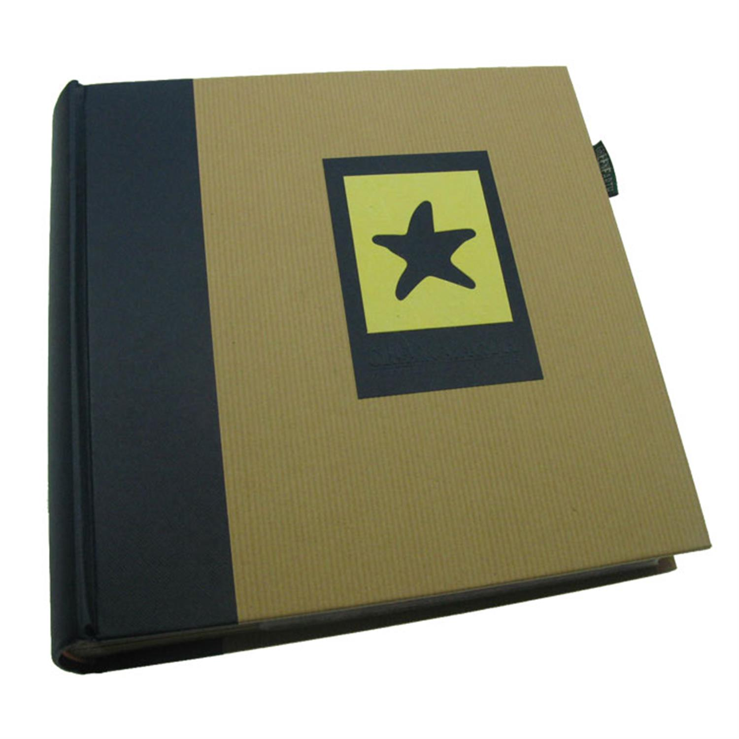 Dorr Green Earth Blue Starfish 6x4 Slip In Photo Album - 200 Photos