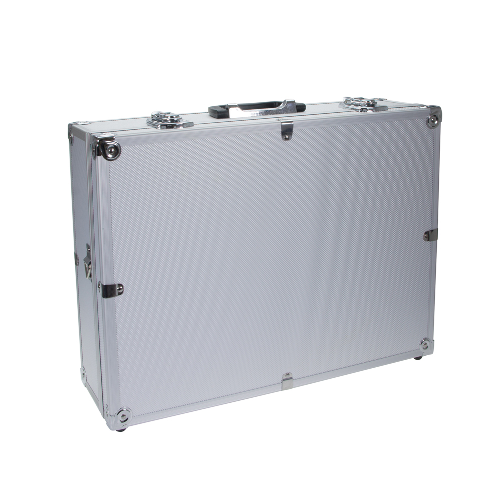 Dorr Alu 1 Silver Aluminium Case with Foam