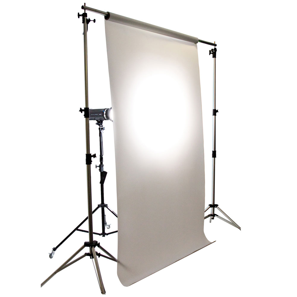 Dorr Translum Translucent Backdrop 1.37 x 5.48 Meters