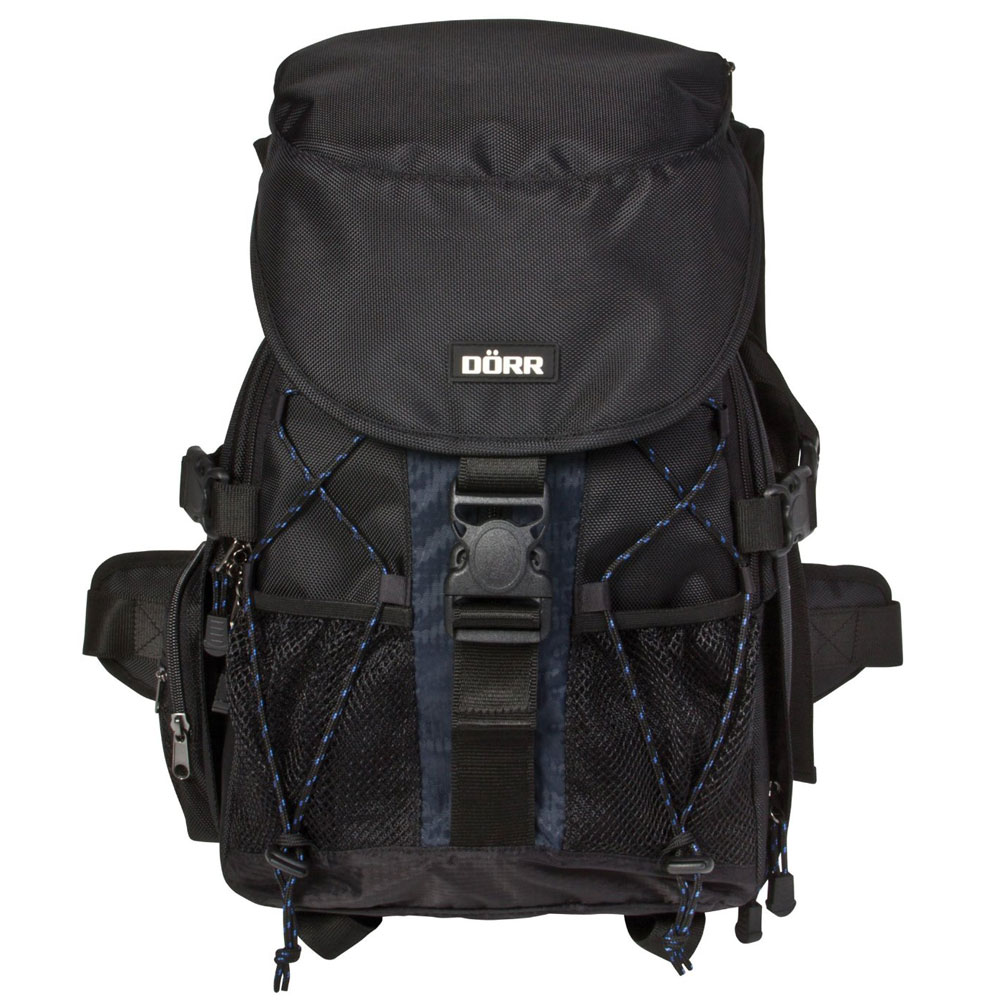 Dorr Icebreaker 2.0 Small Black Backpack