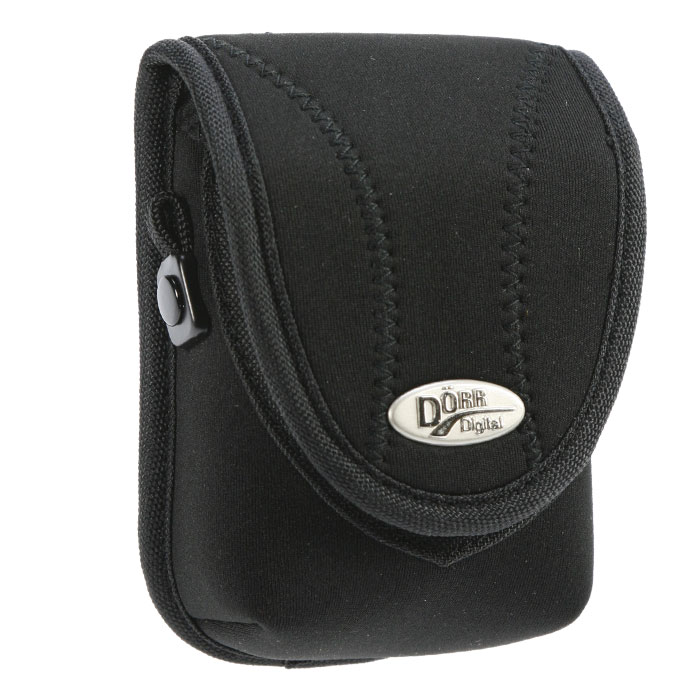 Dorr Safety Black Neoprene Camera Bag 4