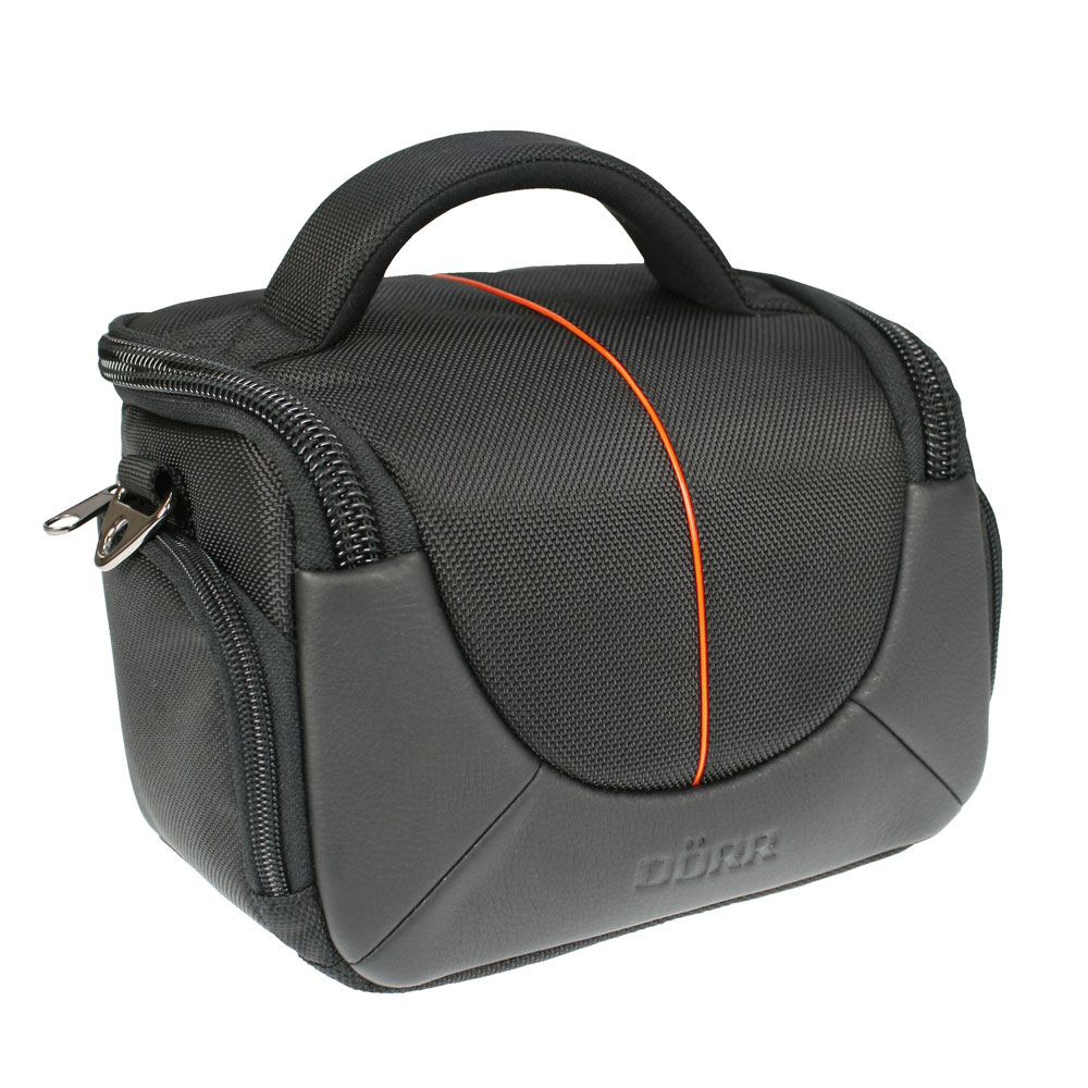 Dorr Yuma System 1 Black and Orange Camera Bag