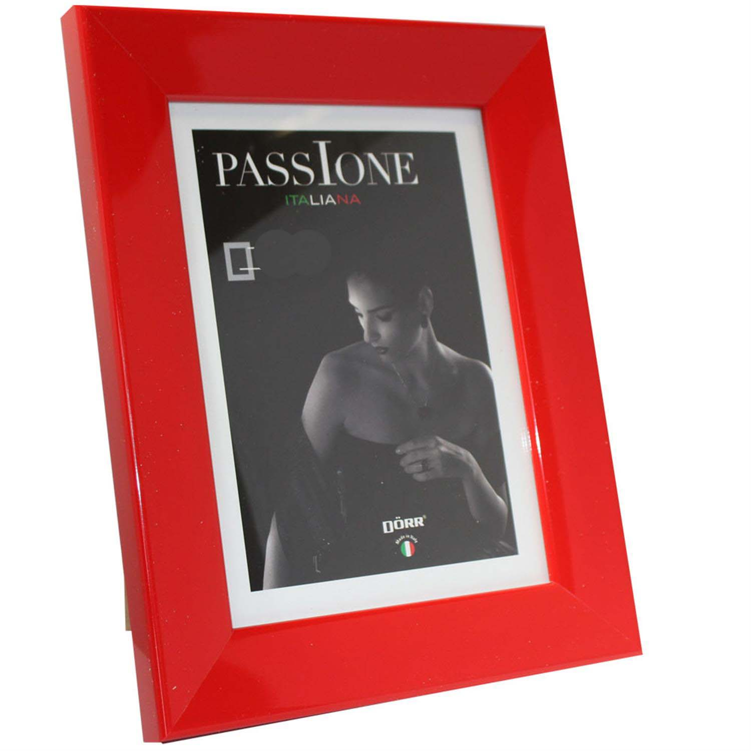 Dorr Lack Red 7x5 Photo Frame