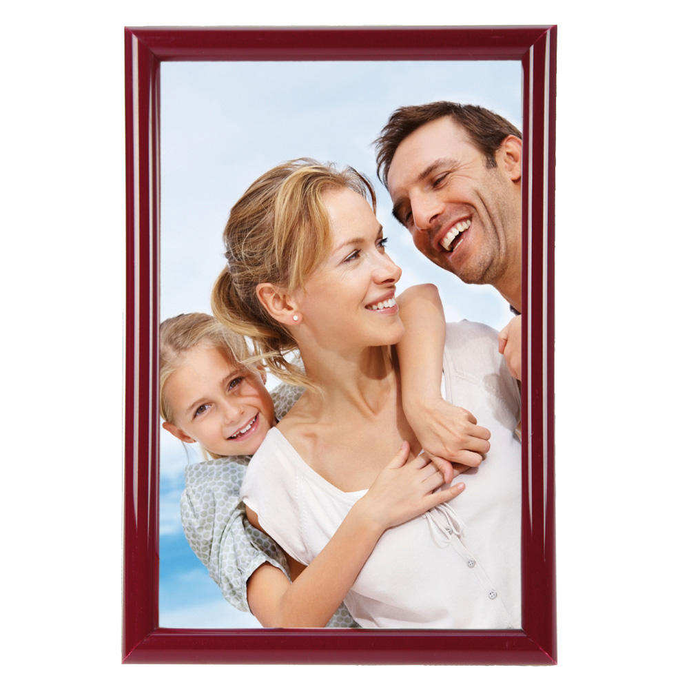 Dorr New York Bordeaux 7x5 Photo Frame
