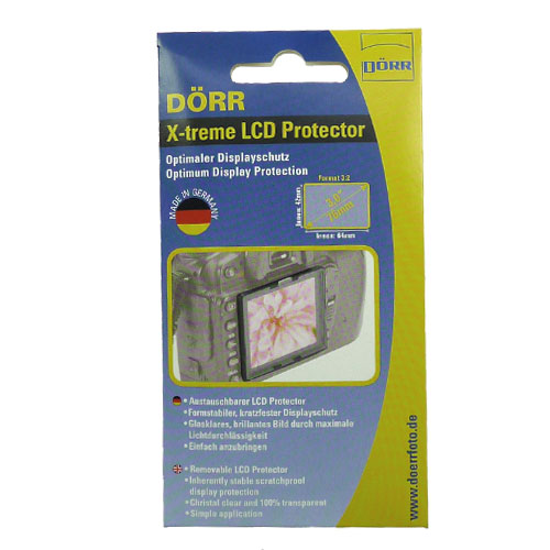 Dorr X-Treme Protector For 3.0-Inch (3:2) LCD Screens