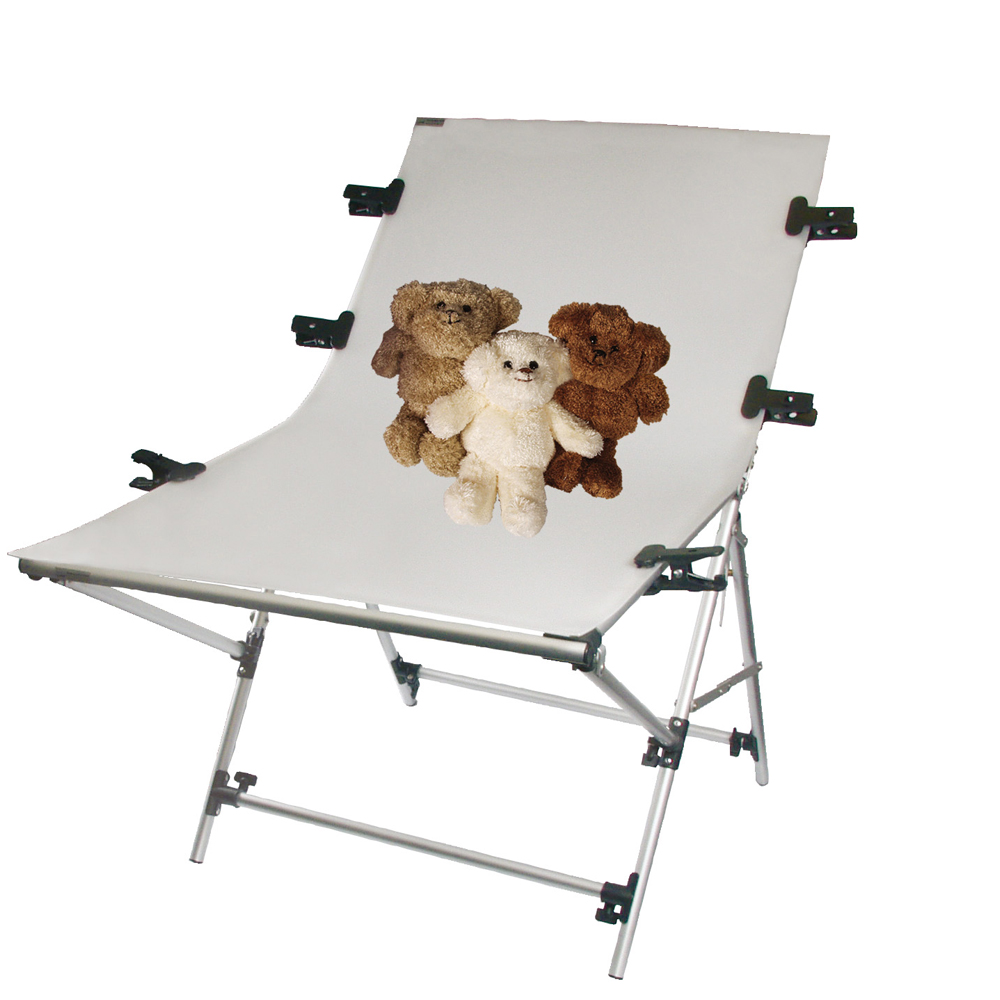 Dorr FST-2 Compact Photo Table - 106x60x53cm