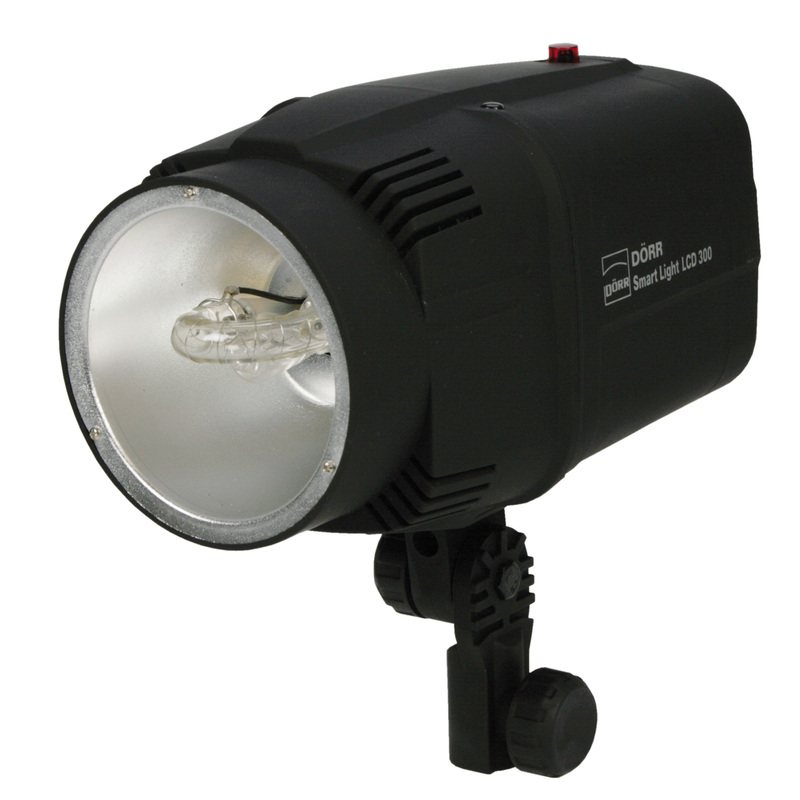 Dorr Smart Light LCD 300 Studio Flash Head 300Ws