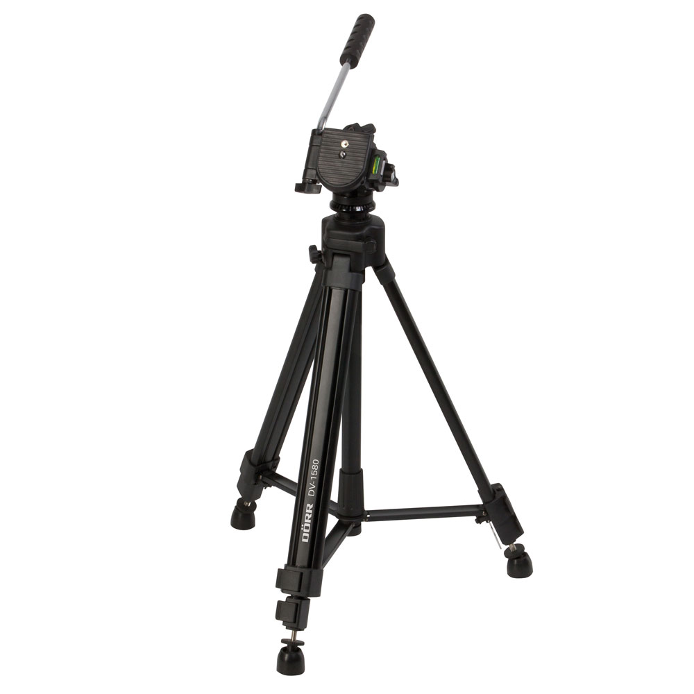 Dorr DV-1580 Photo & Video Tripod With 2 Way Head