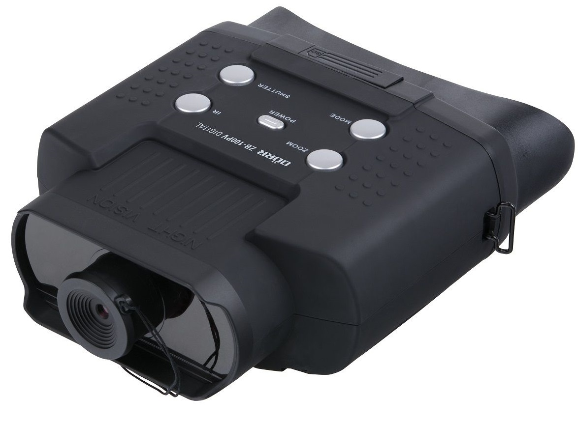 Dorr ZB-100 PV Digital Night Vision Binoculars with Photo and Video