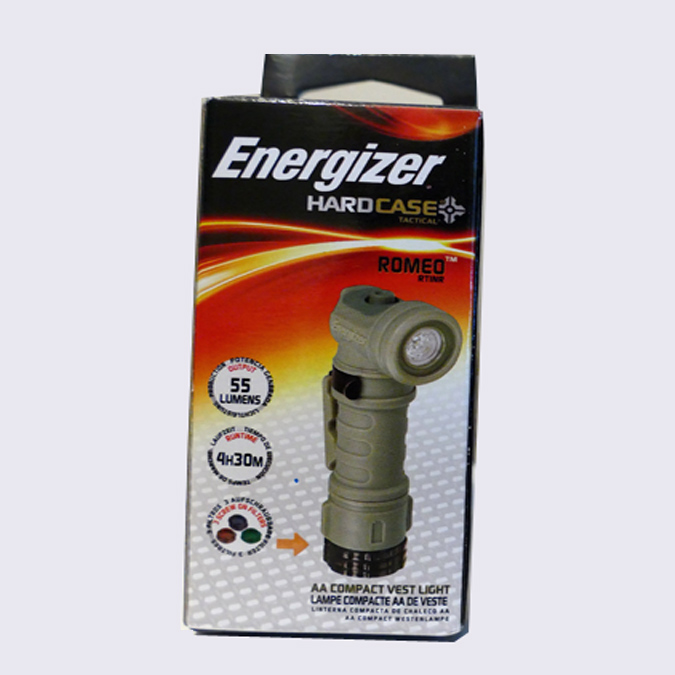 Energizer Hard Case Tactical ROMEO Vest Light - Tan