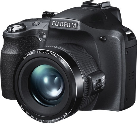 Fujifilm FinePix SL240 Digital Camera Black