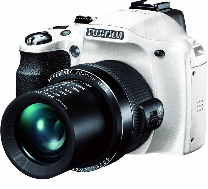 Fujifilm FinePix SL240 Digital Camera White