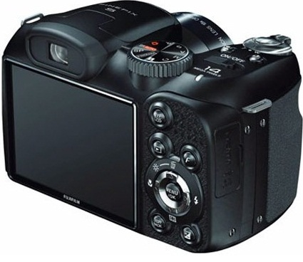 Fujifilm FinePix S2980 Digital Bridge Camera