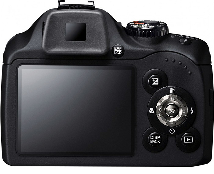 Fujifilm FinePix SL300 Digital Camera Black