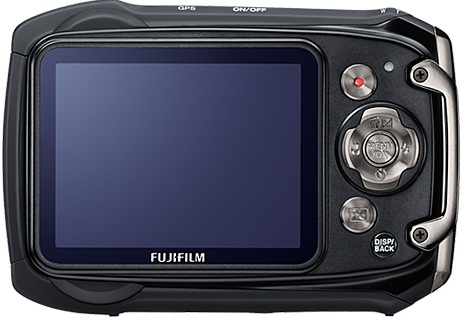 FujiFilm FinePix XP150 GPS Digital Camera Black