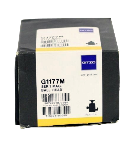Gitzo G1177M Series 1 Centre Ball Head