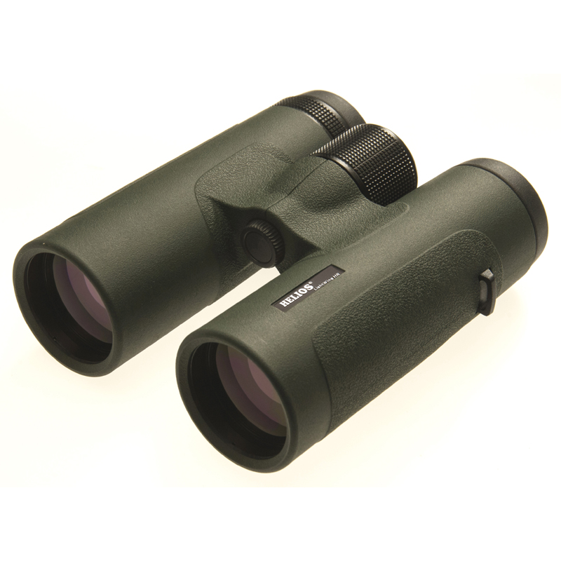 Helios 10x42ED Lightwing HR High Resolution Roof Prism Binoculars