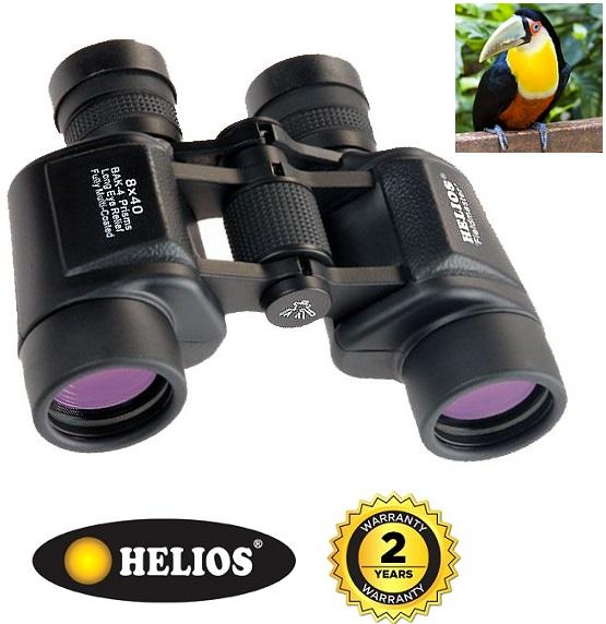 Helios 8x40 WA Porro Prism Binoculars | 30692 | London