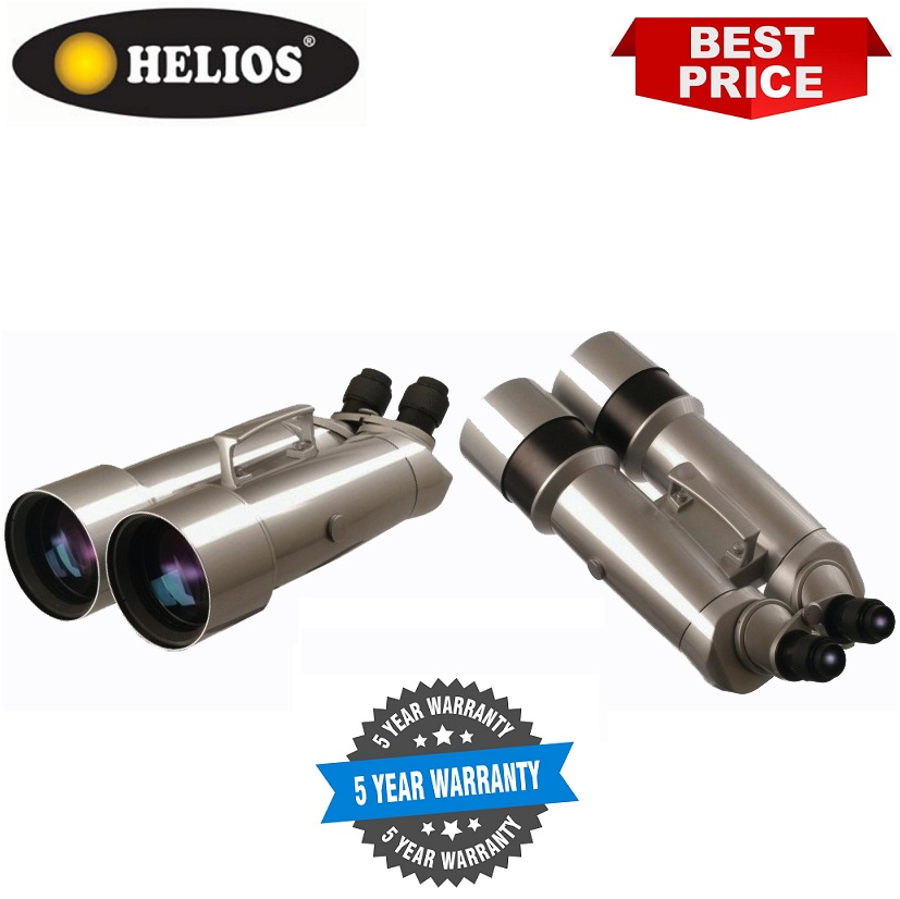 Helios Quantum 5 20/40x100 Porro Prism Binoculars | 30833 ...