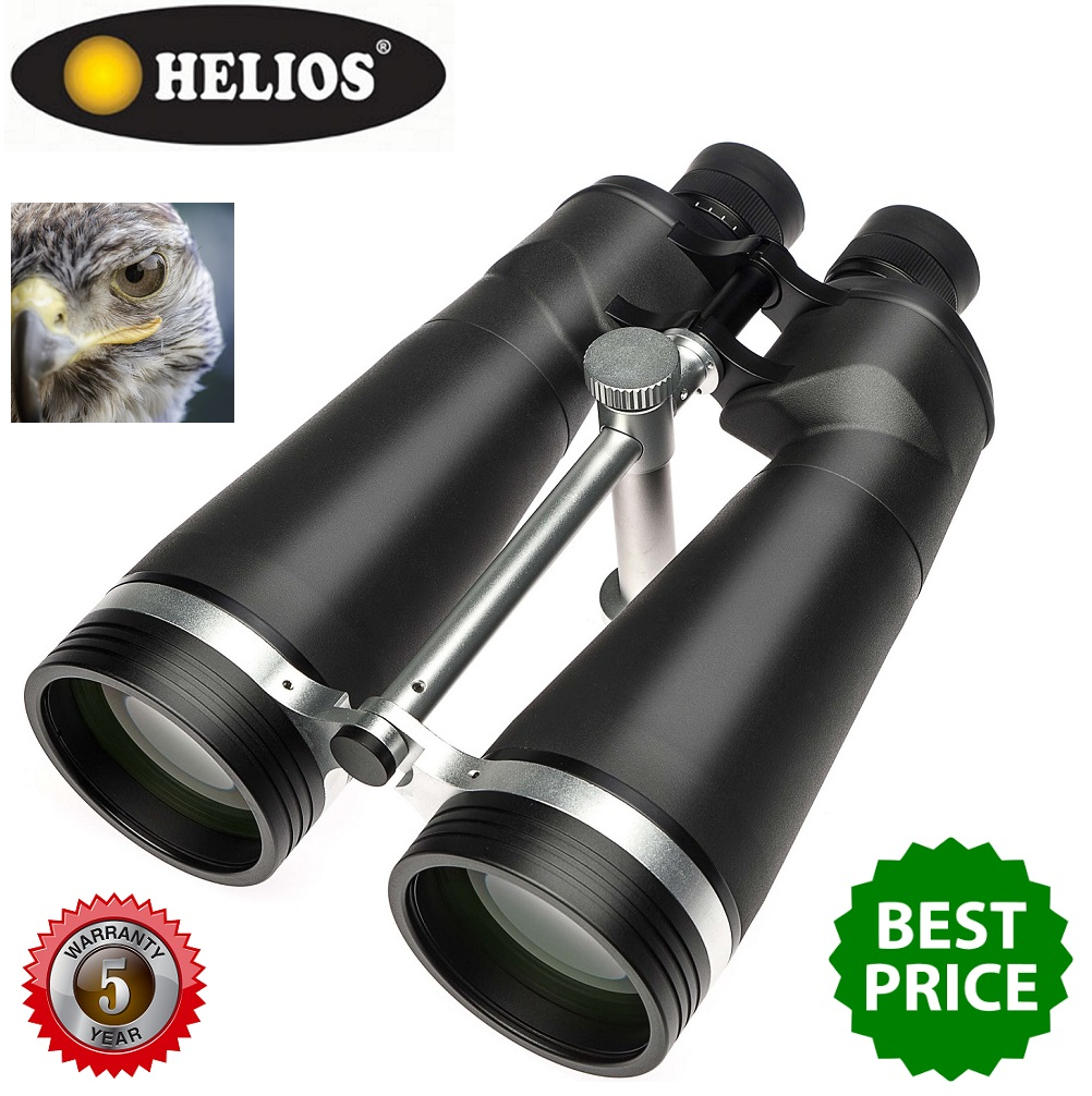HELIOS SERIES 80MM WATERPROOF OBSERVATION BINOCULARS