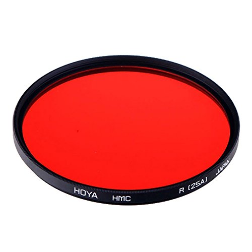 Hoya 58mm 25A(RED) HMC Filters