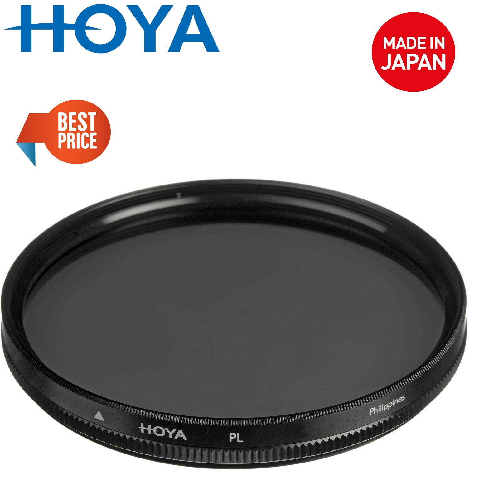 Hoya 43mm Polarizer Filter