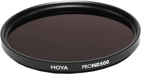 Hoya 52mm Pro ND500 Neutral Density Filter