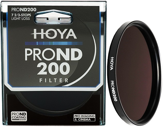 Hoya 55mm Pro ND200 Neutral Density Filter