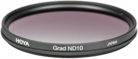 Hoya 58mm Graduated ND10 Neutral Density Filter