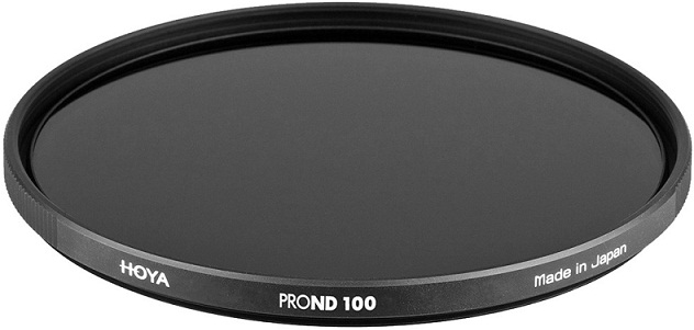 Hoya 58mm Pro ND100 Neutral Density Filter