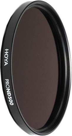 Hoya 58mm Pro ND500 Neutral Density Filter