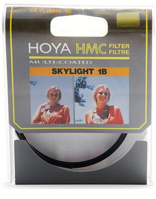 Hoya 58mm 1B HMC Skylight Filter