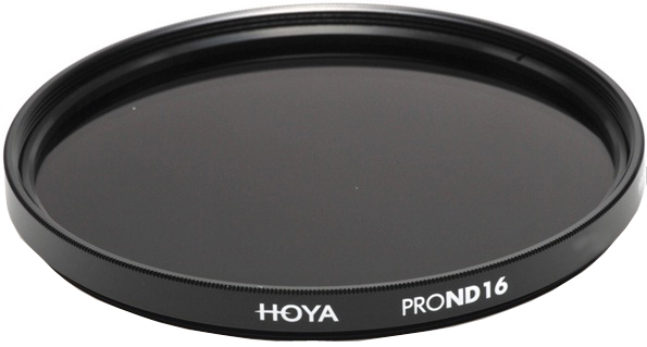 Hoya 58mm Pro ND16 Neutral Density Filter