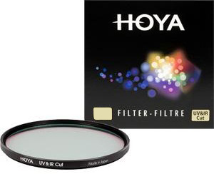 Hoya 58mm UV-IR Screw In Cut Filter