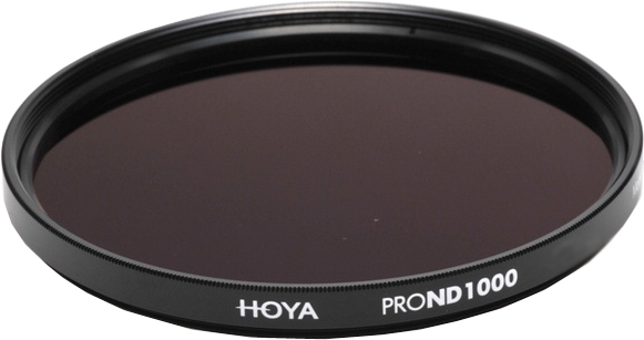 Hoya 62mm Pro ND1000 Neutral Density Filter