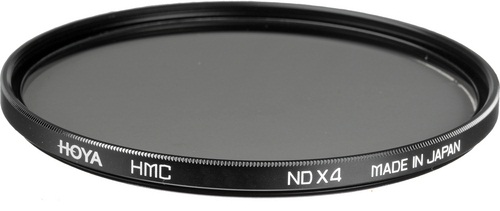 Hoya 72mm HMC Neutral Density NDX4 Filter