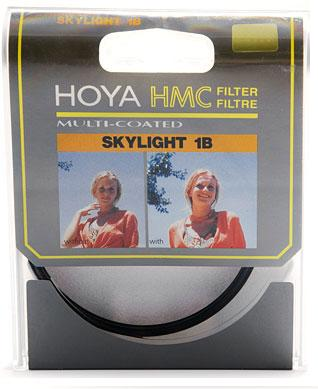 Hoya 72mm 1B HMC Skylight Filter