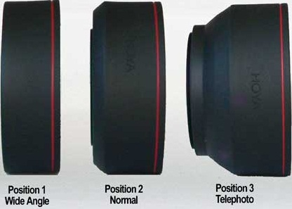 Hoya 72mm Multi Lens Hood Wide