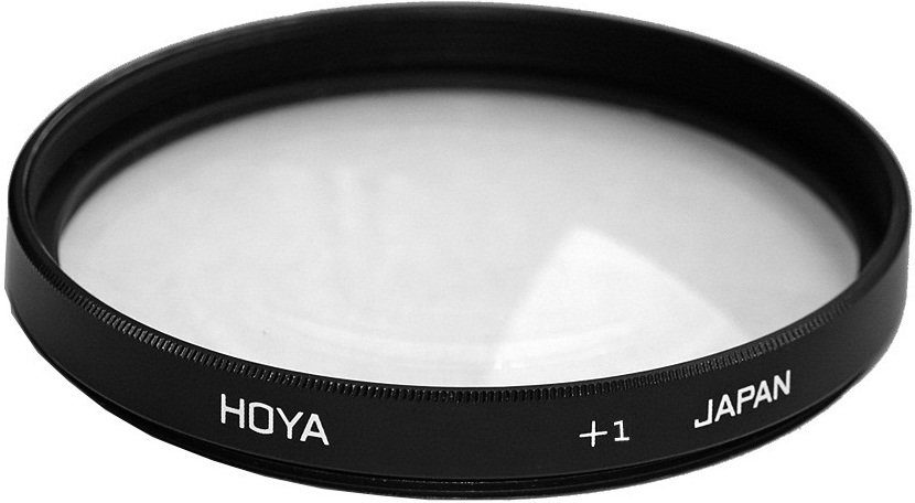 Hoya 49mm Close-Up +1 Diopters Filter
