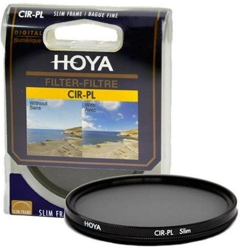 Hoya 37mm Circular Polarizer Filter