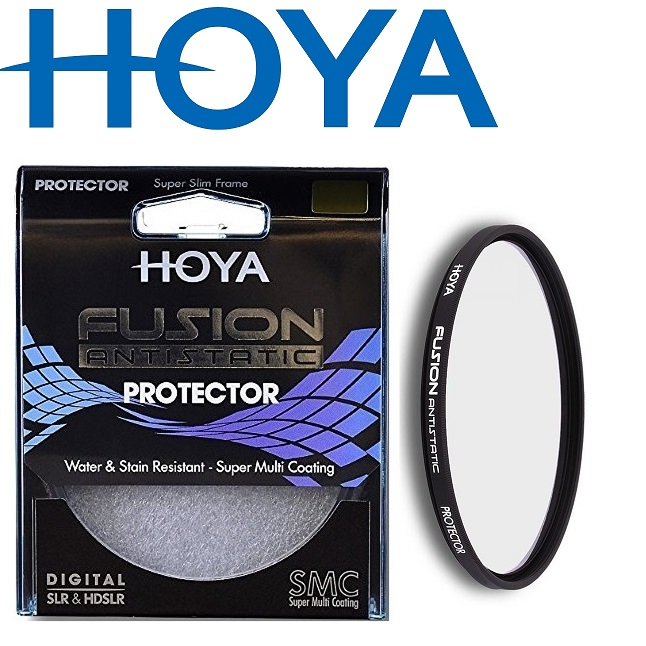Hoya 49mm Fusion Antistatic Protector Filter