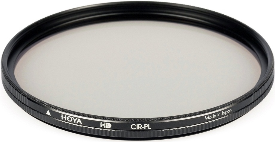 High Definition (HD) 58mm Hoya Digital Circular Polariser Filter