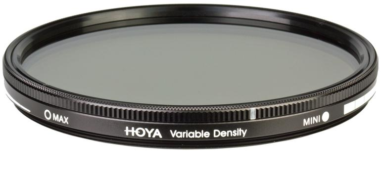 Hoya 77mm Variable Density x3-400 Filter