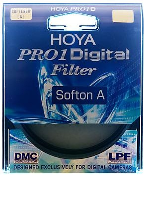 Hoya 58mm Pro1 Digital Softon-A Filter