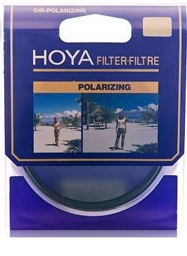 Hoya 62mm Linear Polarizer Filter